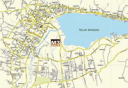 M3 Hotel location Icon