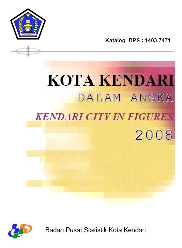 Kota Kendari Dalam Angka - 2008