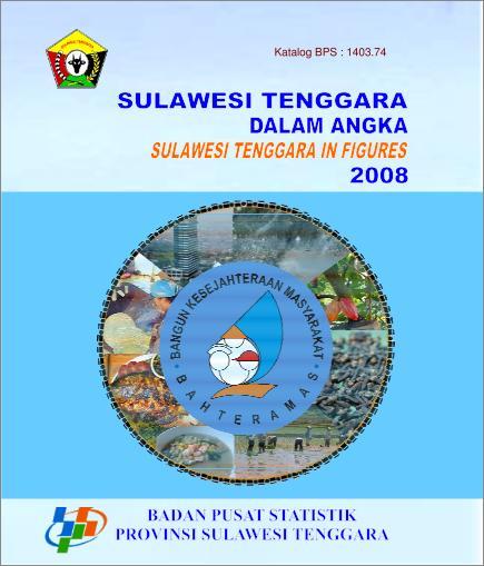 Sulawesi Tenggara Dalam Angka - 2008